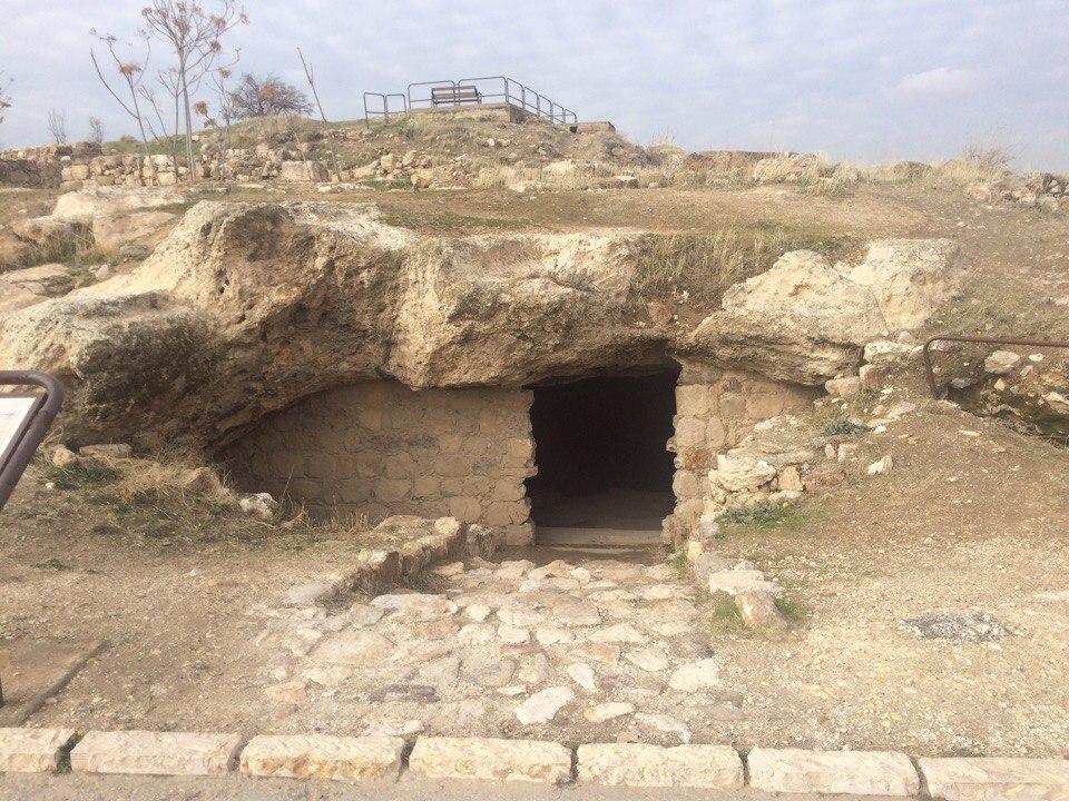 печера кам'яного віку