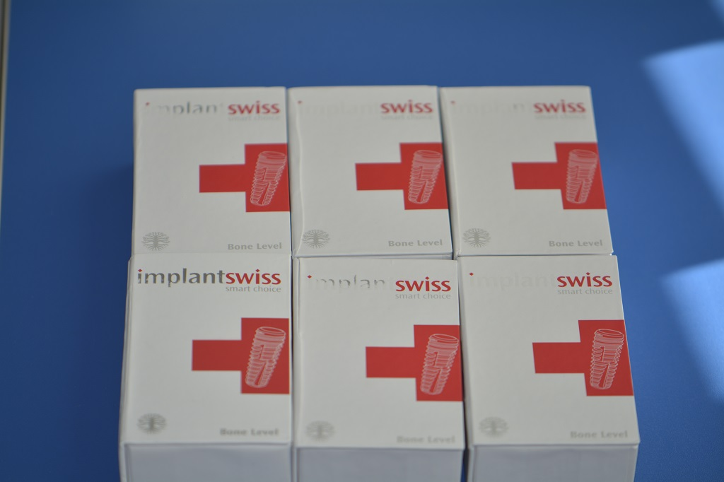 швейцарські імплантати Implantswiss